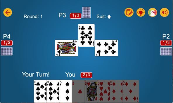 Call Break++ apk screenshot