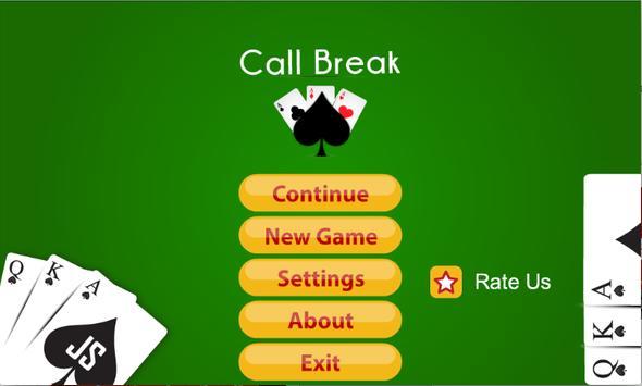 Call Break++ poster