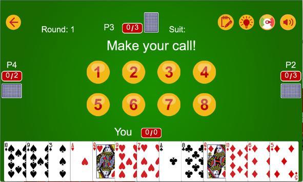 Call Break++ screenshot 2