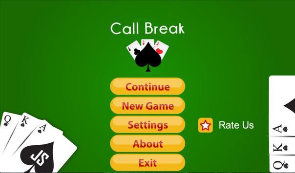 Call Break++ screenshot 8