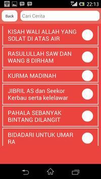 Cerita Islam Terbaru 2016 apk screenshot