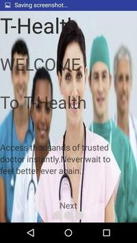 T-Health poster