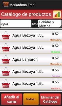 Lista de la compra Merka free apk screenshot