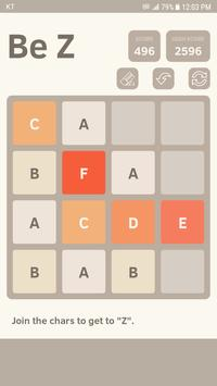 2048 ABC-Z screenshot 1