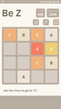 2048 ABC-Z screenshot 2