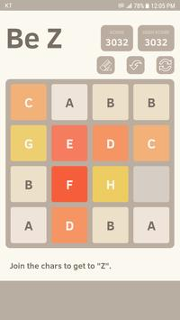 2048 ABC-Z screenshot 4