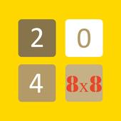 2048 8x8 icon