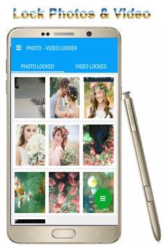 Lock Photos & Videos apk screenshot