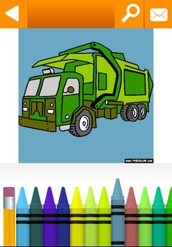 Vehicles, Cars, Trucks Coloring by TheColor.com APK Download - Free ...