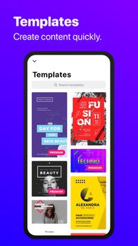 InstaSize Editor: Photo Filters and Collage Maker apk screenshot