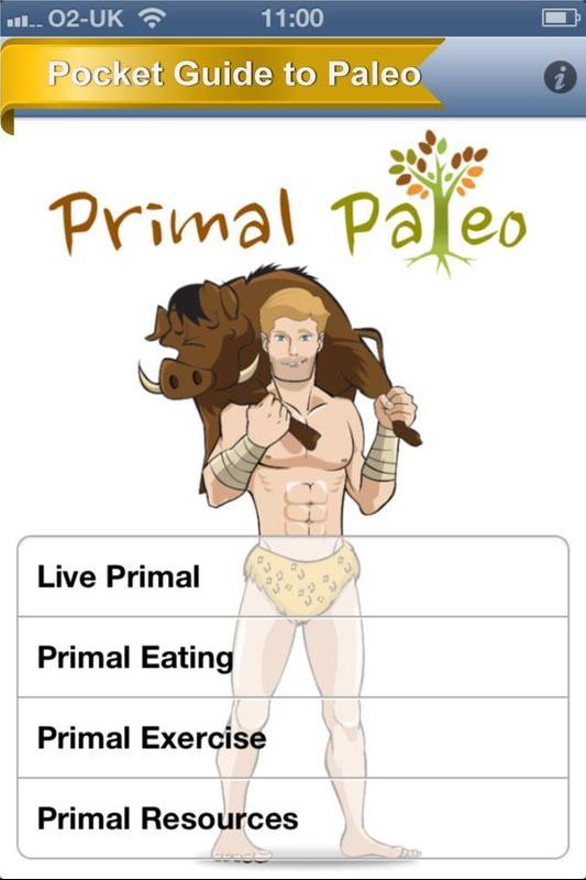 Primal paleo diet guide free apk download free health fitness primal paleo diet guide free apk screenshot malvernweather Gallery
