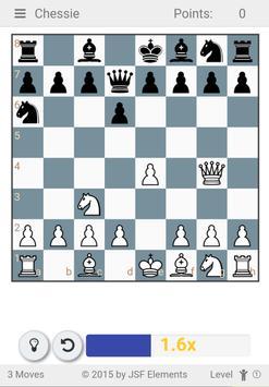 Chessie poster
