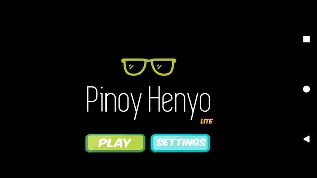 Pinoy Henyo LITE poster