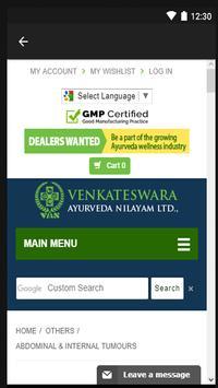 Ayurvedic Medicines  ( Ayurveda Nilayam) screenshot 7