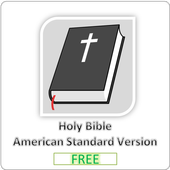 Holy Bible ASV (free offline) icon