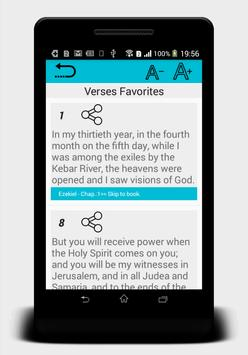 Holy Bible KJV screenshot 7