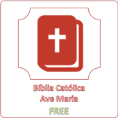 Catholic Bible in Portuguese. icon