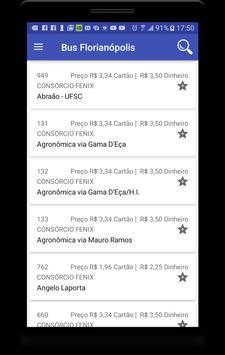 H Bus Florianópolis - ônibus apk screenshot