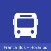 Franca Bus - Horários icon