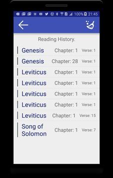 Holy Bible screenshot 7