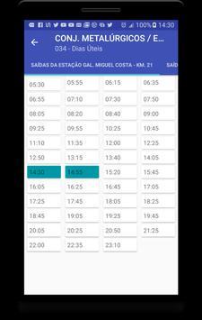Osasco Bus- Linhas e Horários de Transporte. apk screenshot
