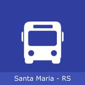 Bus Santa Maria - RS icon