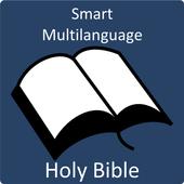 Holy Bible Multilanguage Smart icon