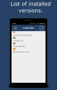 Holy Bible Multilanguage Smart screenshot 6