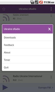 Ukraine Radio apk スクリーンショット