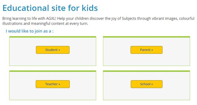 AGXL - The E-Learning App apk screenshot