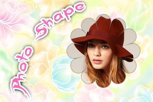 Insta Photo Shape poster