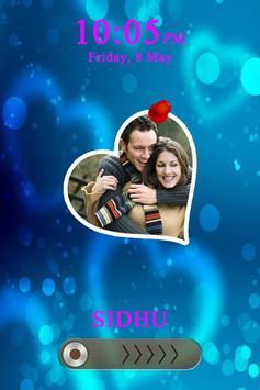 Love Photo Lock Screen screenshot 5
