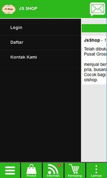 Js Shop New apk screenshot
