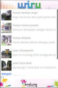 WIRU mobile apk screenshot
