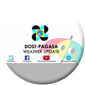 DOST-PAGASA Weather Update icon
