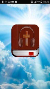 Czech Bible Audio MP3 poster