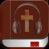 Italian Bible Audio MP3 icon