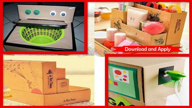 Small Cardboard Box Craft Ideas For Android Apk Download