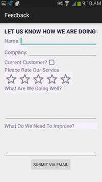 JSThomas Service apk screenshot