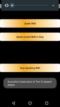 Speak SMS screenshot 1
