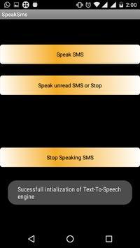 Speak SMS screenshot 3
