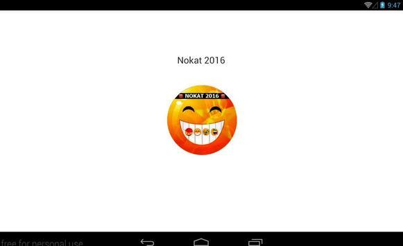 Nokat 2016 screenshot 4
