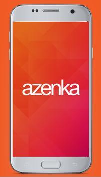 Azenka 1.0 poster