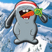 Christmas hopping icon