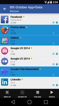 Backup + screenshot 4