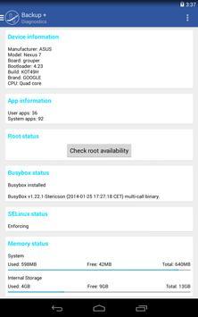 Backup + screenshot 9