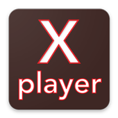 X-Videos Player icon