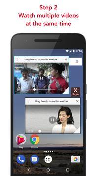 X-Videos Player screenshot 1
