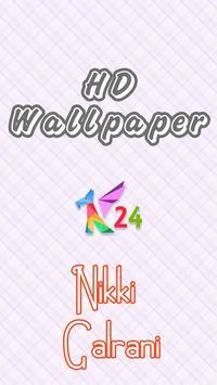 Pic Nikki Galrani poster