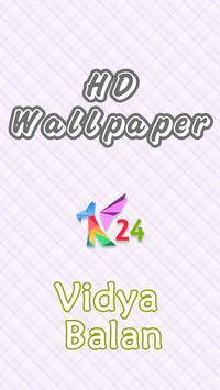 Pic Vidya Balan poster